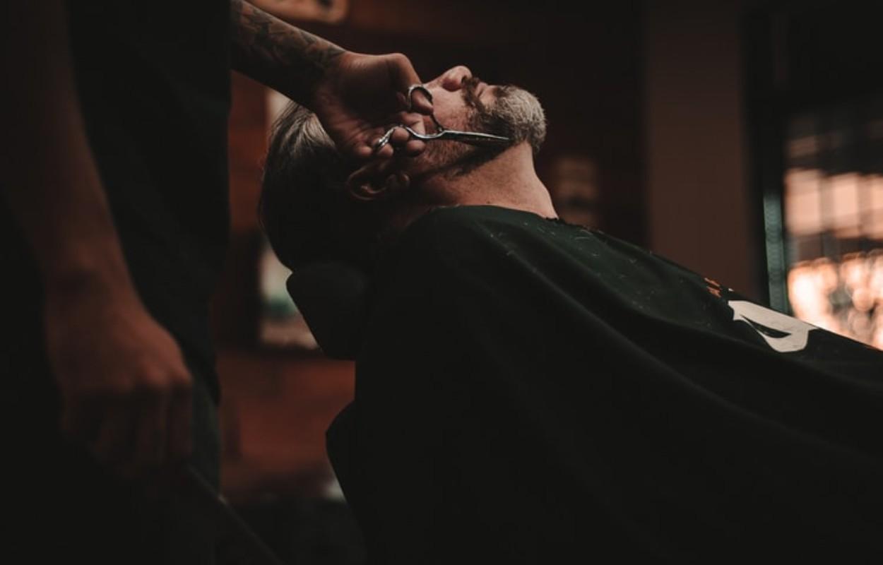 Barbershop apmeklējums