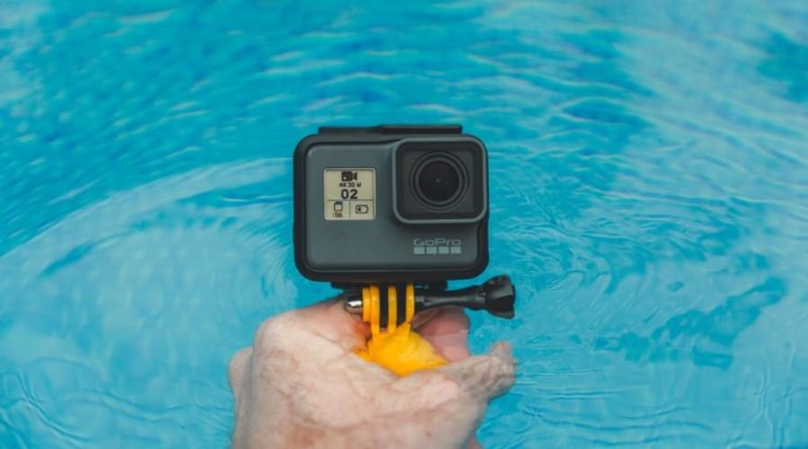 GoPro kamera