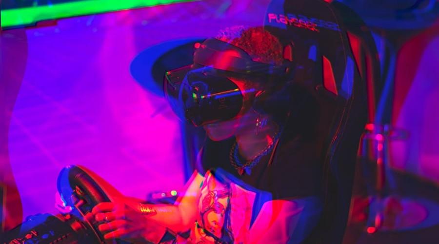 Virtuālās realitātes izbaudīšana