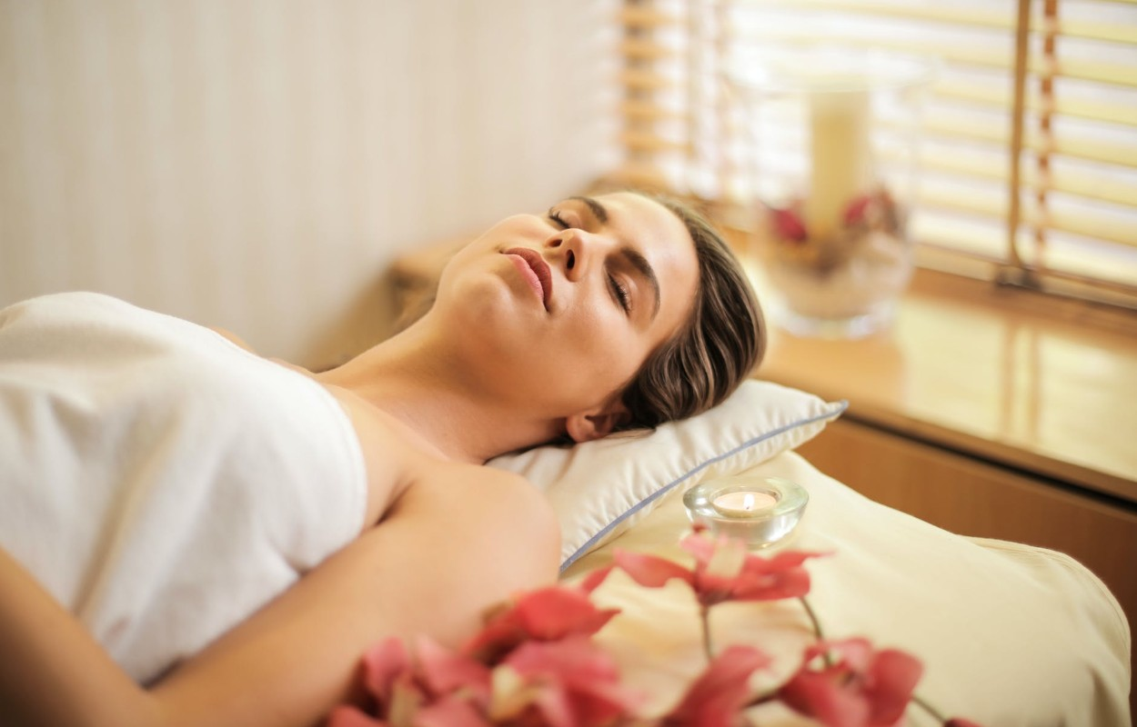 relaksējoša masāža