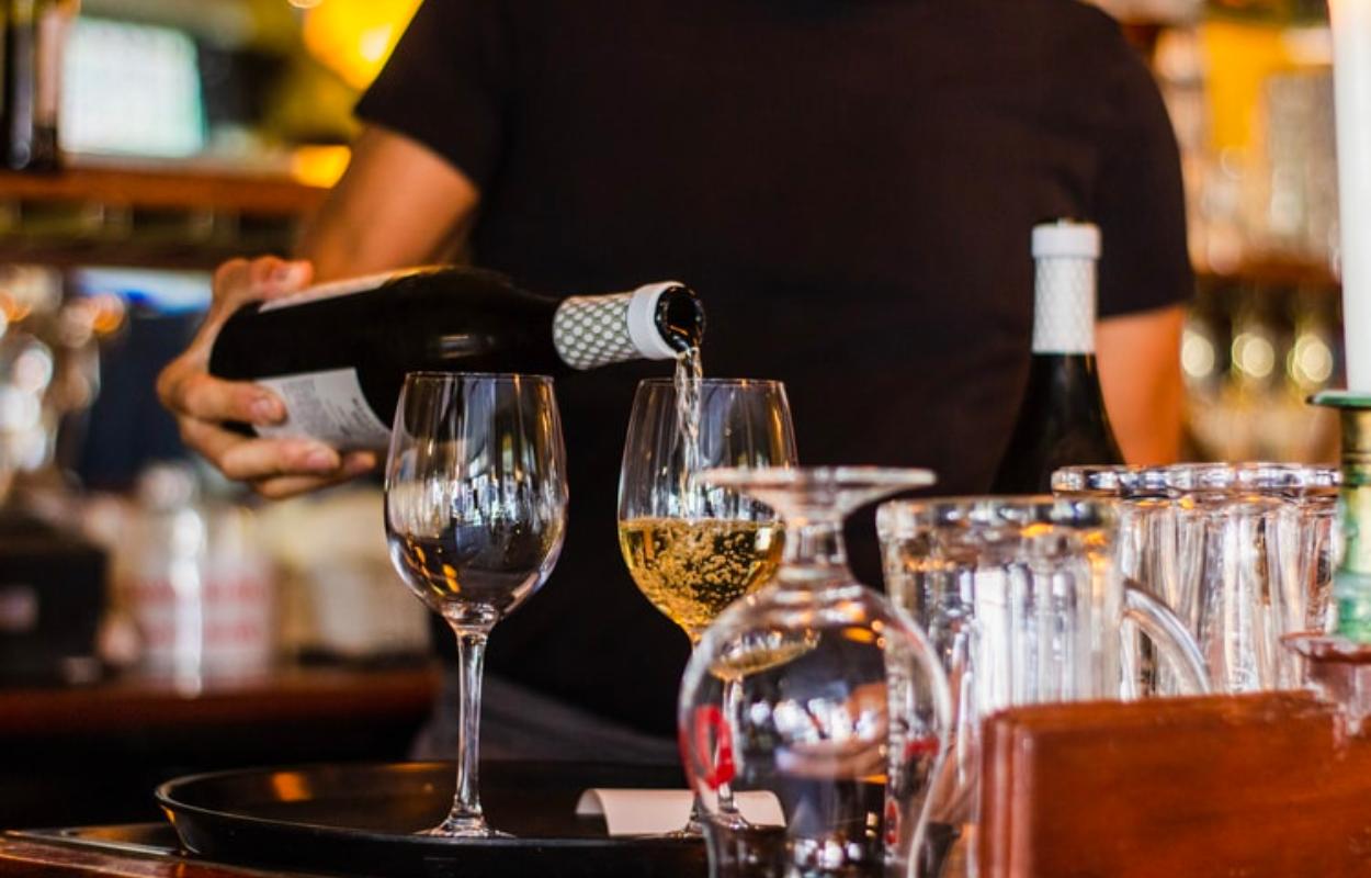 vīna degustācija