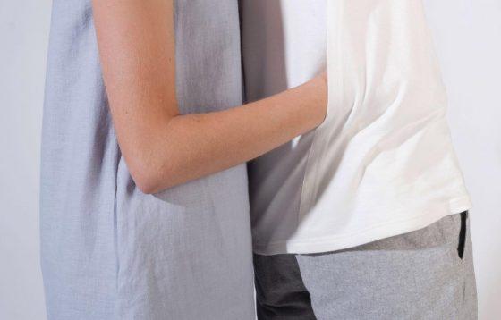 apģērbs apskāvieniem