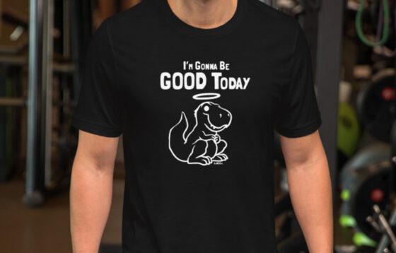 t-krekls lieliskai dienai